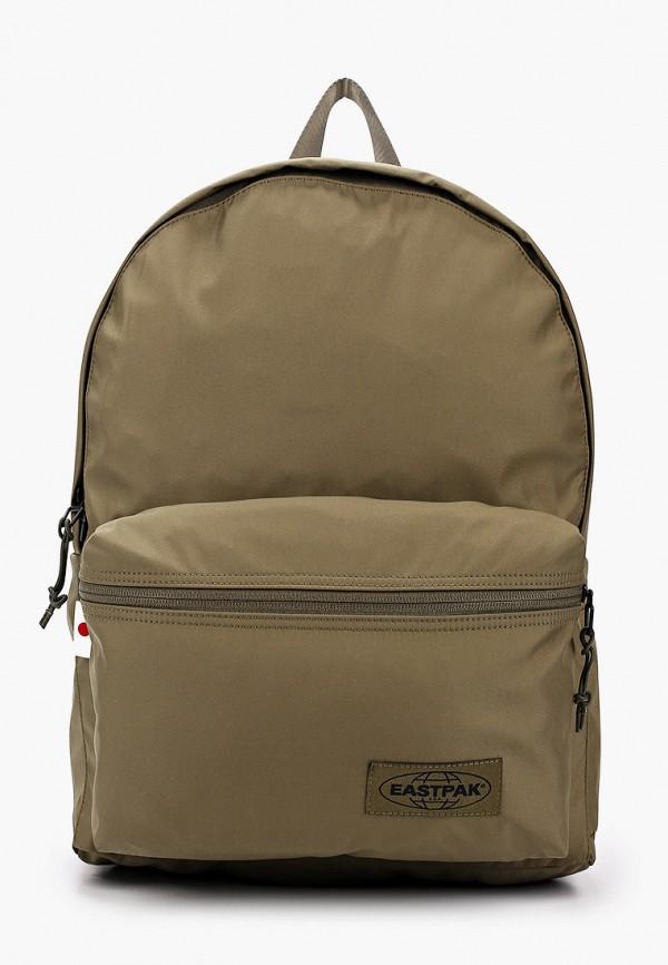 женский рюкзак eastpak, хаки