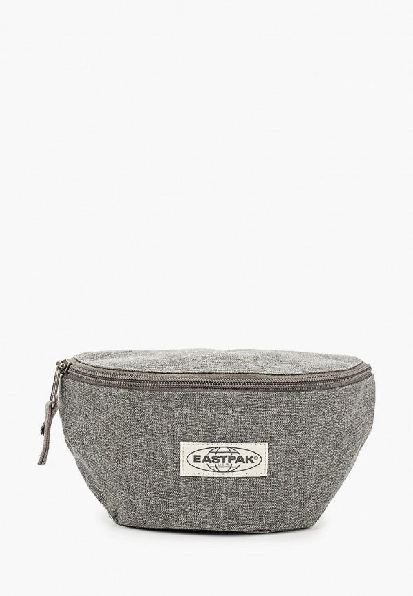 женская сумка eastpak, серая