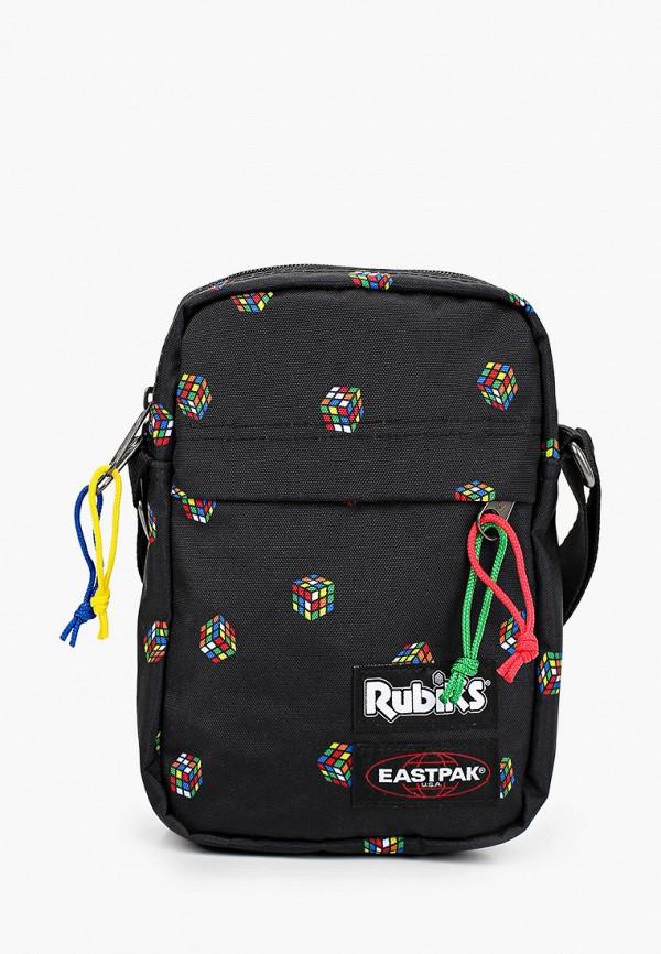 женская сумка eastpak, черная