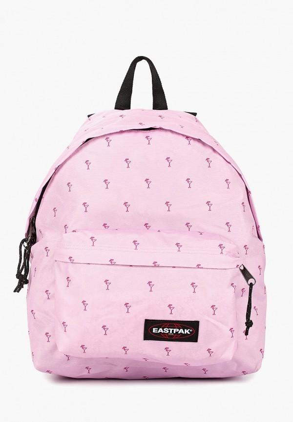 женский рюкзак eastpak, розовый