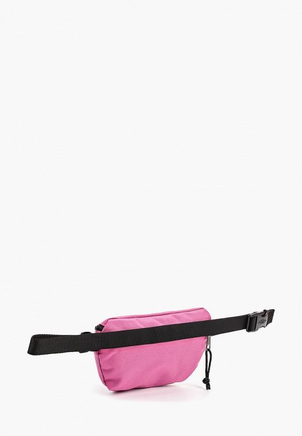 Фото 2 - Сумку поясная Eastpak розового цвета
