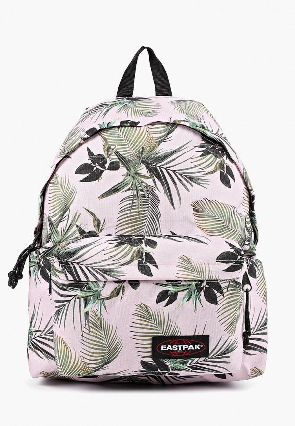 Фото - женский рюкзак Eastpak розового цвета