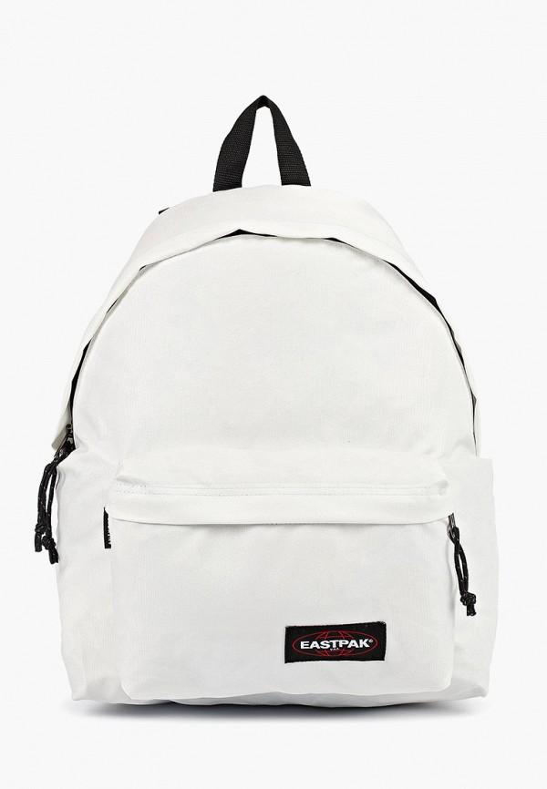 Фото - женский рюкзак Eastpak белого цвета