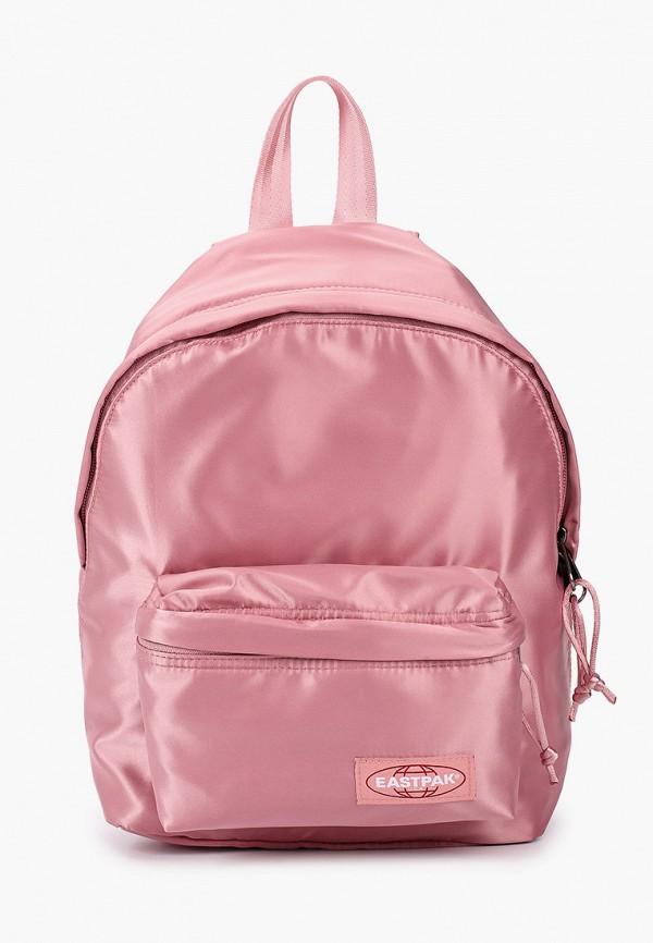 Фото 5 - женский рюкзак Eastpak розового цвета