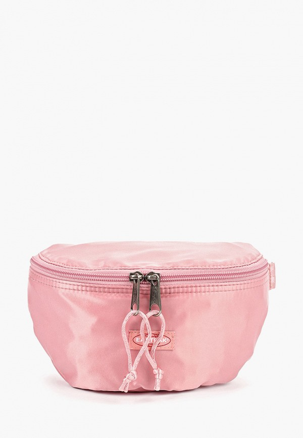 Фото - Сумку поясная Eastpak розового цвета