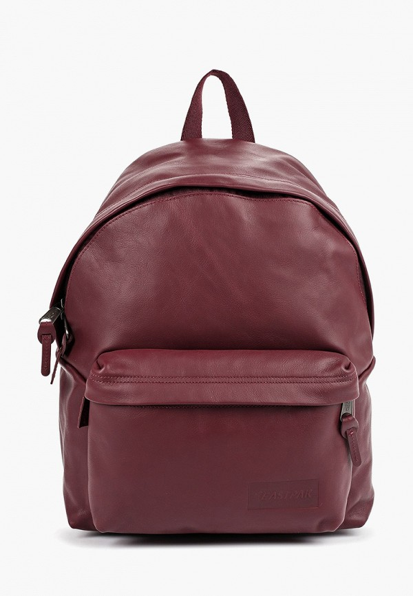 Фото - женский рюкзак Eastpak бордового цвета
