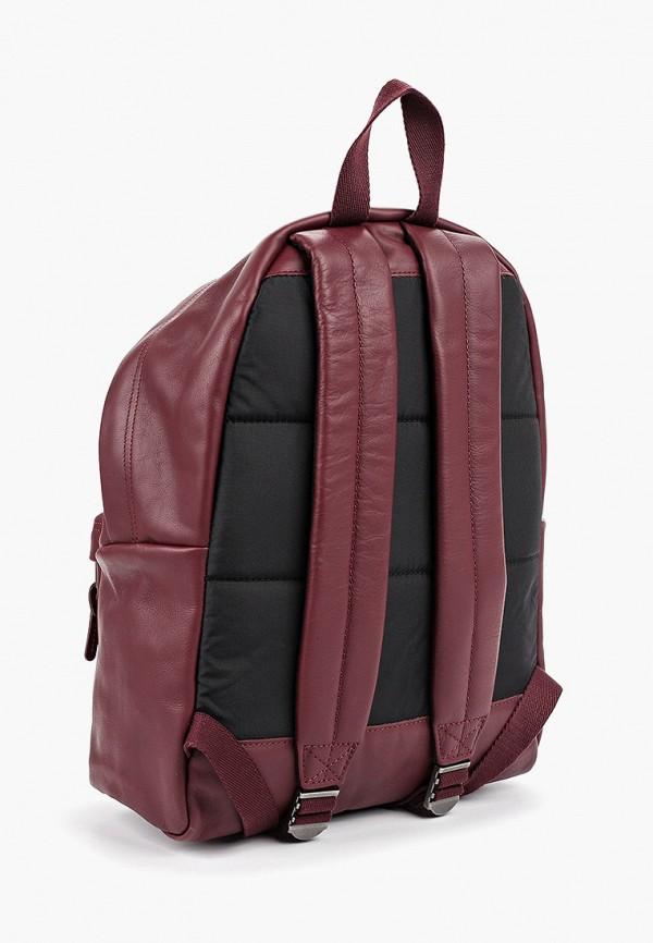 Фото 2 - женский рюкзак Eastpak бордового цвета
