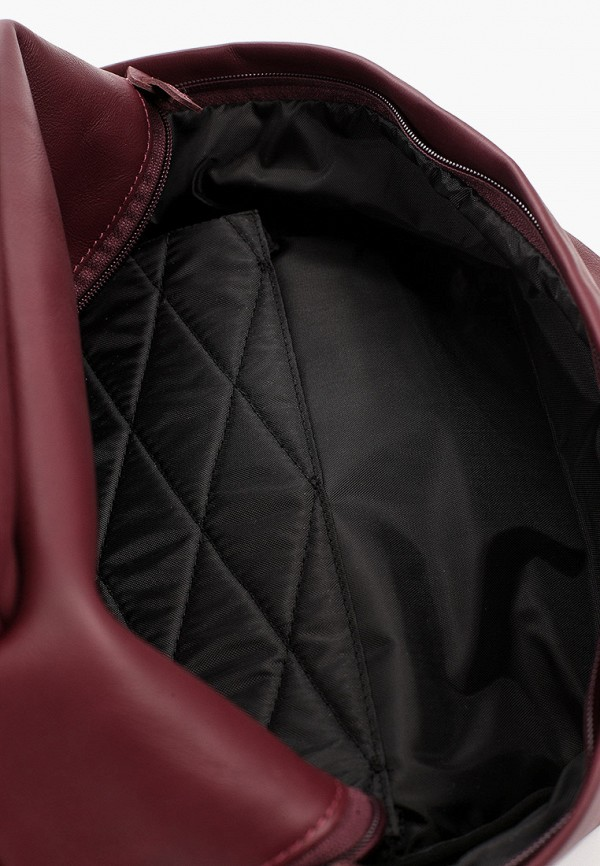 Фото 3 - женский рюкзак Eastpak бордового цвета