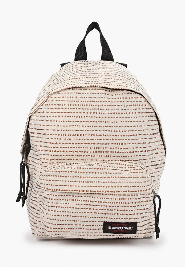 женский рюкзак eastpak, бежевый