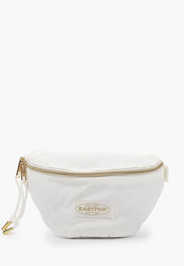 женская сумка eastpak, белая