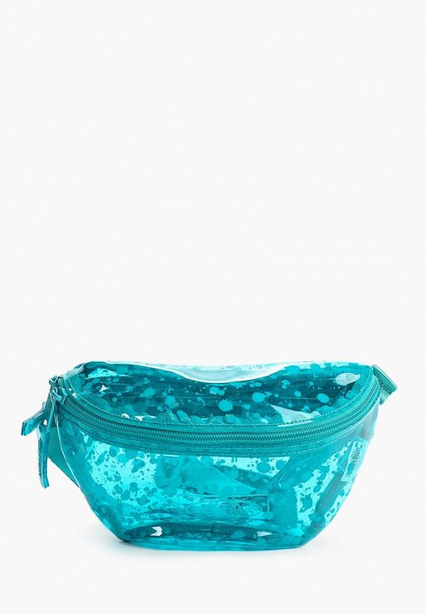 женская сумка eastpak, бирюзовая