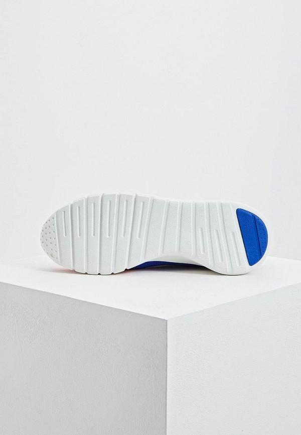 Фото 3 - женские кроссовки EA7 разноцветного цвета