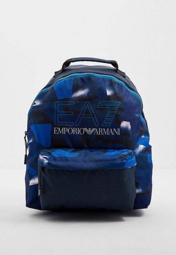 Рюкзак EA7 EA7 EA002BMDQZE2 пуловер ea7 ea7 ea002emeitq5