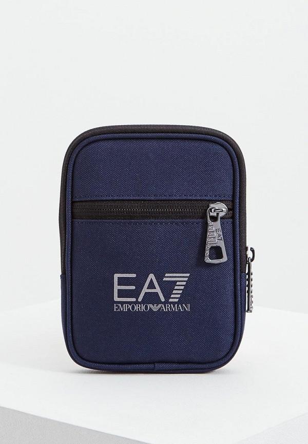 Сумка EA7 EA7 EA002BMDQZE8 пуховик ea7 ea7 ea002emuee50