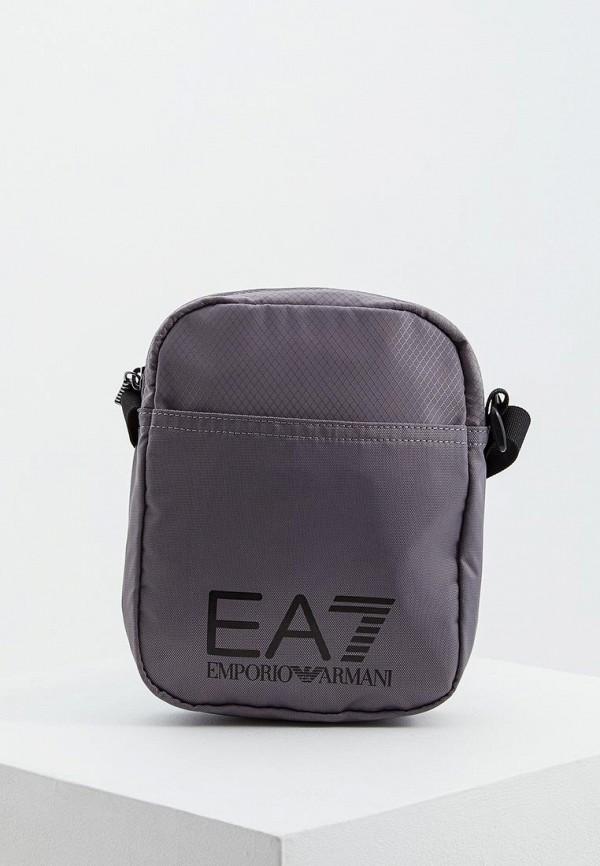 Сумка EA7 EA7 EA002BUDQZE6 пуловер ea7 ea7 ea002emeitq5