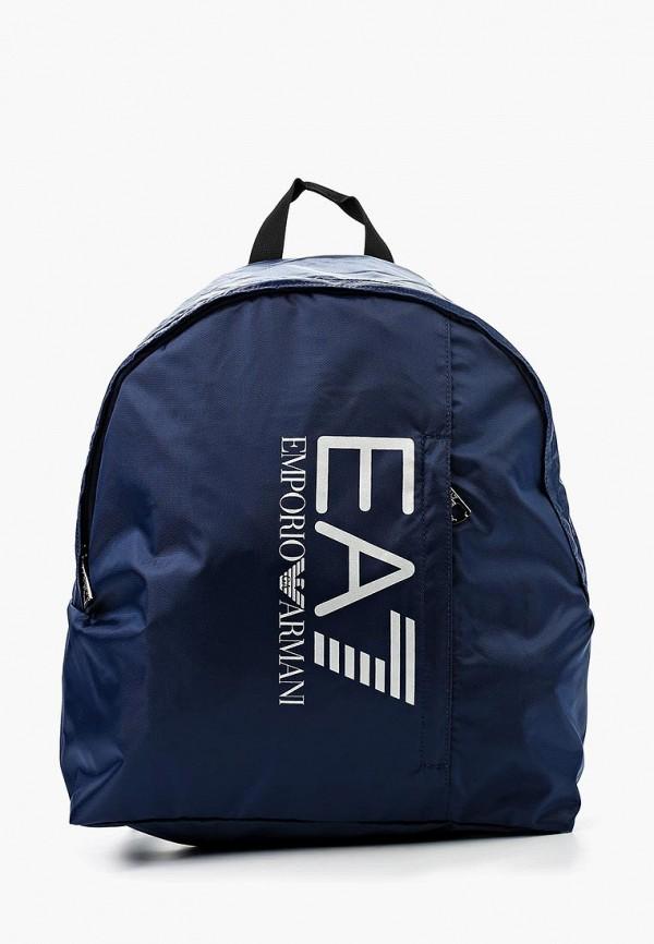 женский рюкзак ea7, синий