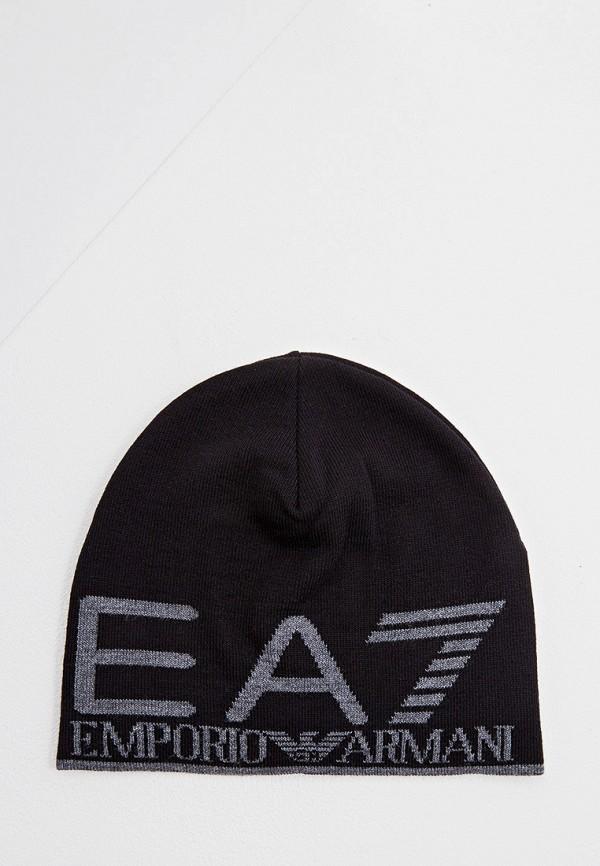 Шапка EA7 EA7 EA002CMFXDH1 шапка ea7 ea7 ea002cmbnwt0