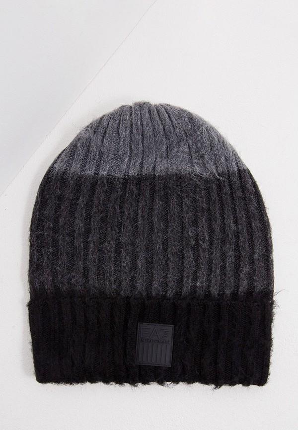 Шапка EA7 EA7 EA002CMFXDI1 шапка ea7 ea7 ea002cmbnwt0