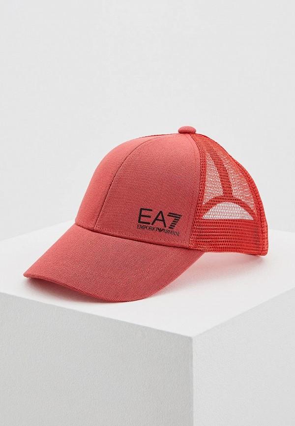 Бейсболка EA7 EA7 EA002CMZUD42 свитшот ea7 ea7 ea002ewbodw9