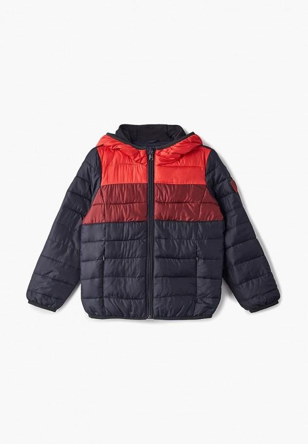 Куртка утепленная EA7 EA7 EA002EBBNWO4 лонгслив ea7 ea7 ea002emboam1