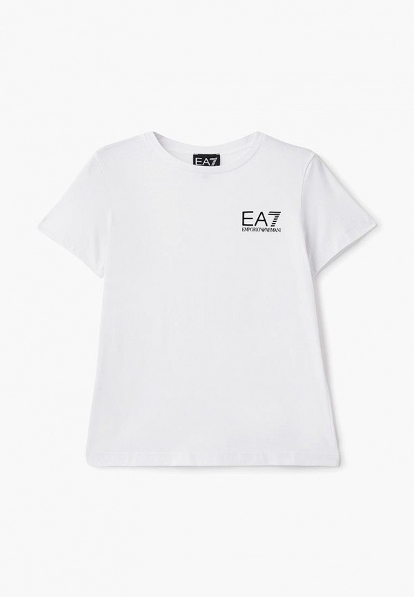 Футболка EA7 EA7 EA002EBBNWP5 футболка ea7 футболка