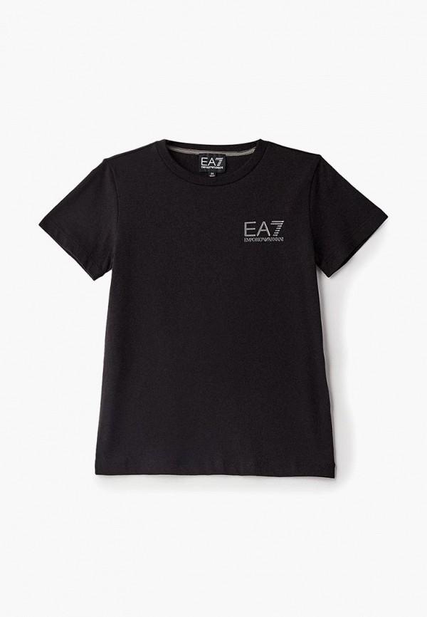 Футболка EA7 EA7 EA002EBBNWP6 футболка ea7 ea7 ea002ebzub03