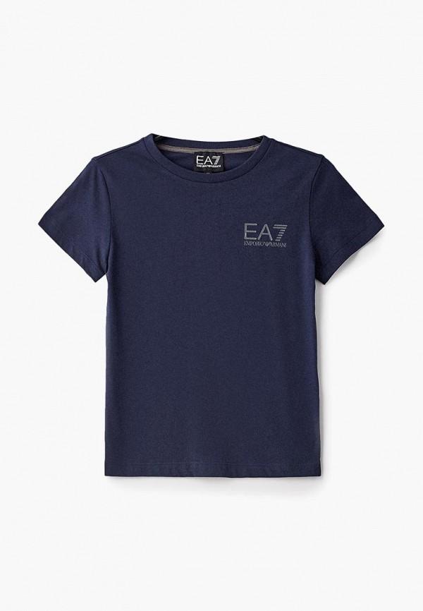 Футболка EA7 EA7 EA002EBBNWP7 футболка ea7 ea7 ea002ewbodx8