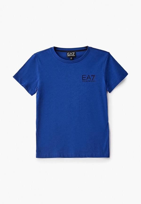 Футболка EA7 EA7 EA002EBBNWP8 футболка ea7 ea7 ea002ewbody7