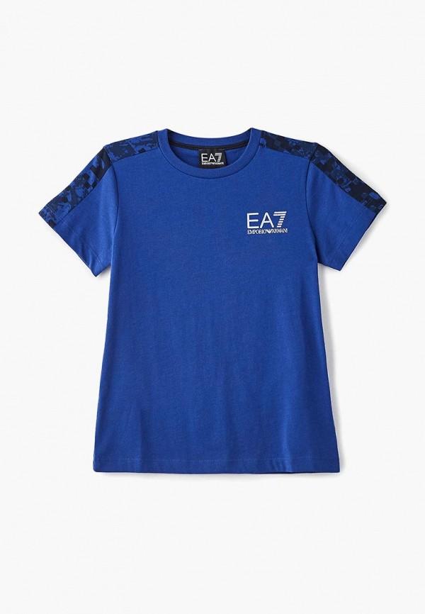 Футболка EA7 EA7 EA002EBBNWQ3 футболка ea7 ea7 ea002emuei15