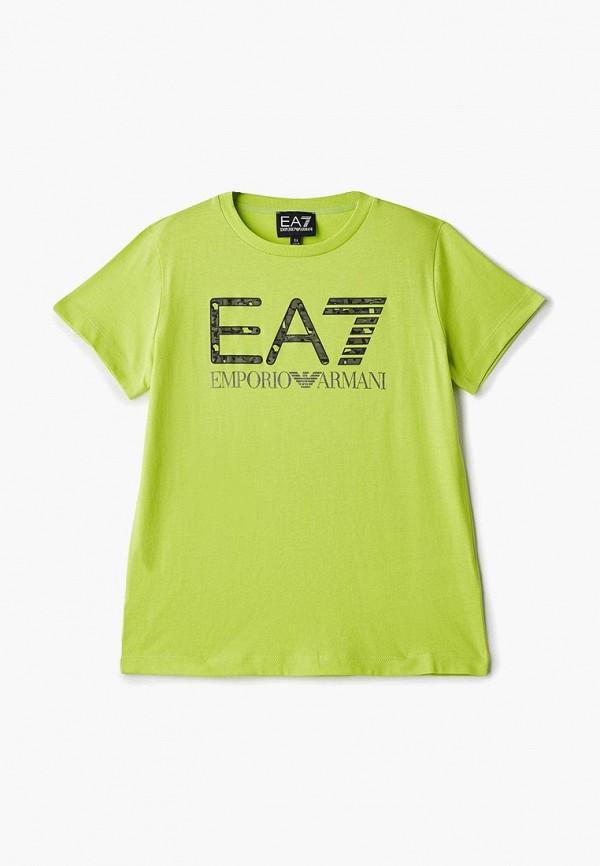Футболка EA7 EA7 EA002EBDRDX2 цена