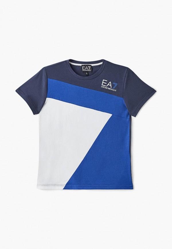 Футболка EA7 EA7 EA002EBDRDX7 цена