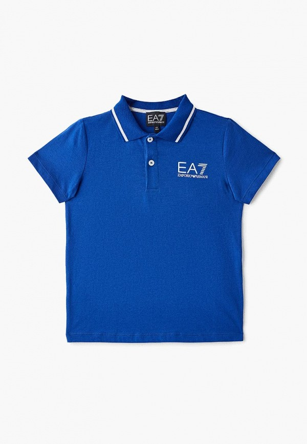 Поло EA7 EA7 EA002EBDRDY1 поло ea7 ea7 ea002emzuf17