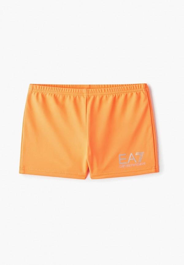 Плавки EA7 EA7 EA002EBDRDZ4 цена