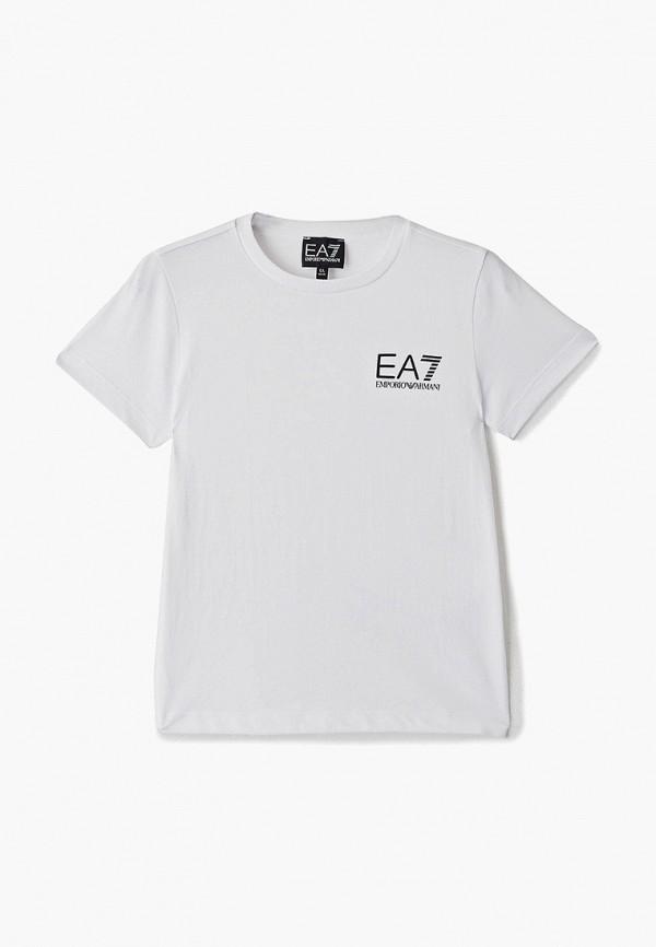 Фото - Футболка EA7 EA7 EA002EBFXEJ3 футболка ea7 ea7 ea002ewdqyz1