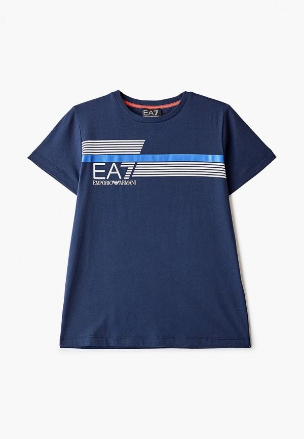 Футболка EA7 EA7 EA002EBHKVT2 цена