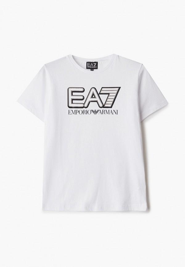 Футболка для мальчика EA7 6HBT53 BJ7CZ