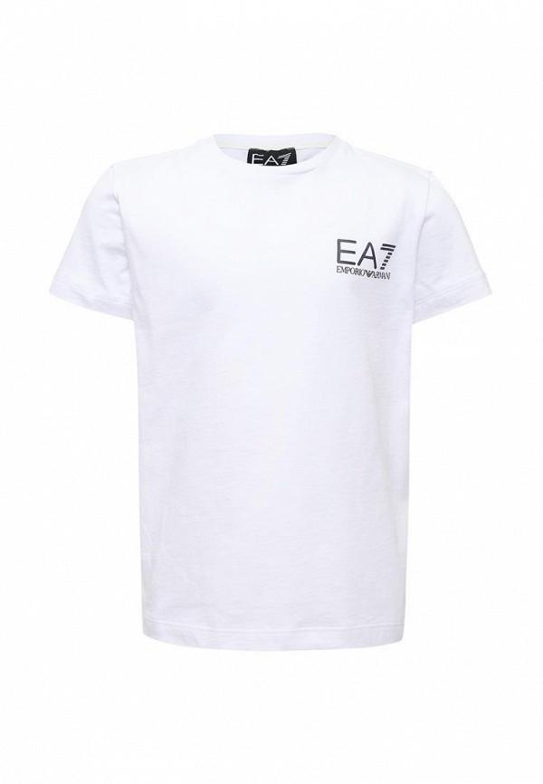 Футболка EA7 EA7 EA002EBZUB02 футболка ea7 ea7 ea002ewzuj48