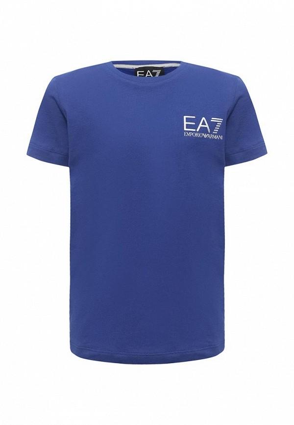 Футболка EA7 EA7 EA002EBZUB04 футболка ea7 ea7 ea002ewzuj71