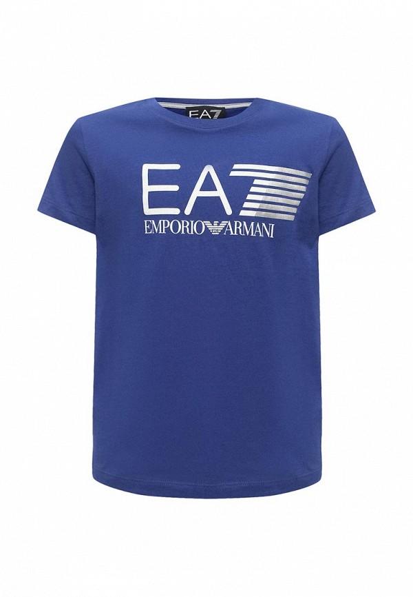 Футболка EA7 EA7 EA002EBZUB10 футболка ea7 ea7 ea002emzug27