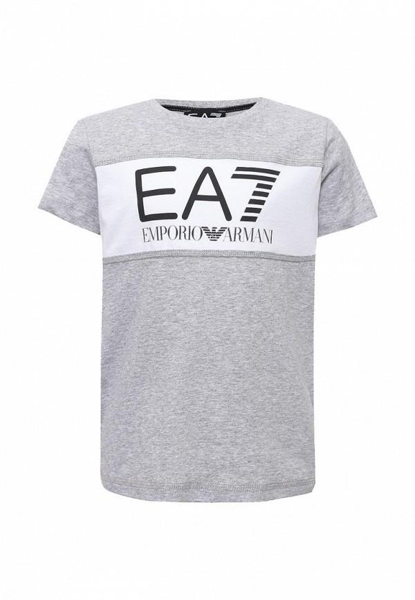 Футболка EA7 EA7 EA002EBZUB11 футболка ea7 ea7 ea002ewzuj71
