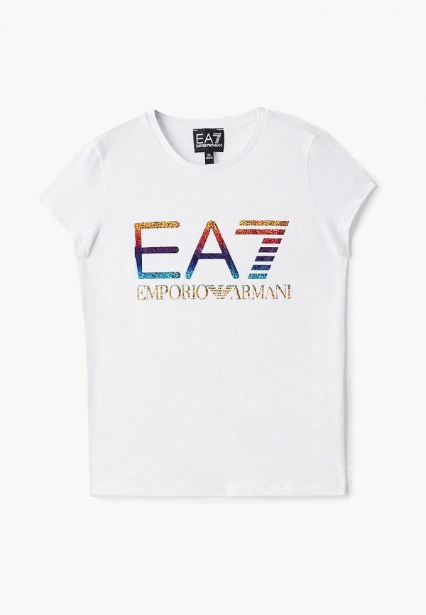 Футболка EA7 EA7 EA002EGDRDW6 цена