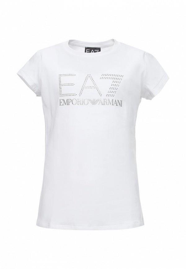Футболка EA7 EA7 EA002EGRAC12 футболка ea7 ea7 ea002emuei15