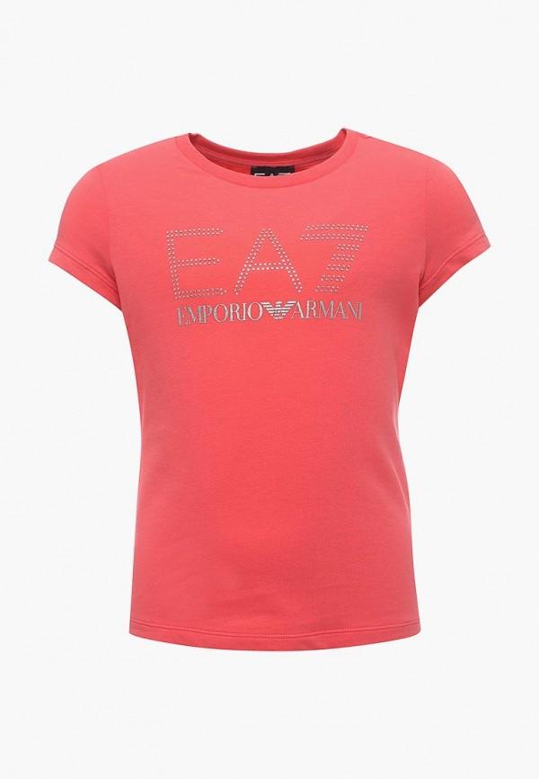 Футболка EA7 EA7 EA002EGZUD29 футболка ea7 ea7 ea002ebzub03