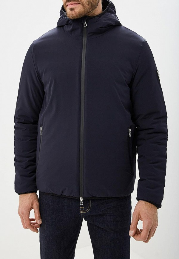 Куртка утепленная EA7 EA7 EA002EMBNZH3 пуховик ea7 ea7 ea002emuee50