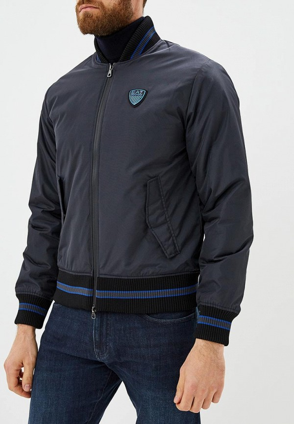 Куртка утепленная EA7 EA7 EA002EMBNZH4 куртка утепленная ea7 ea7 ea002embnzi7