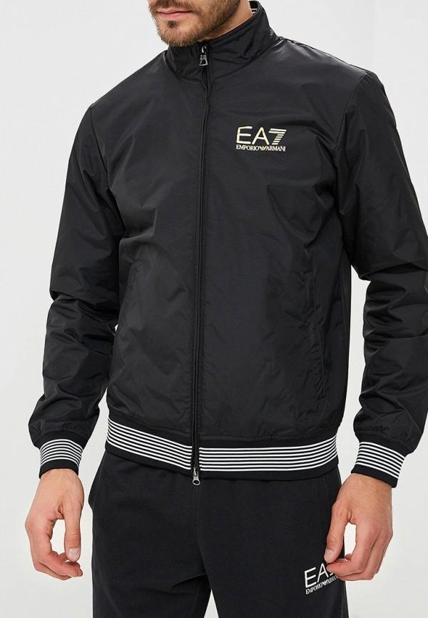 Куртка утепленная  EA7