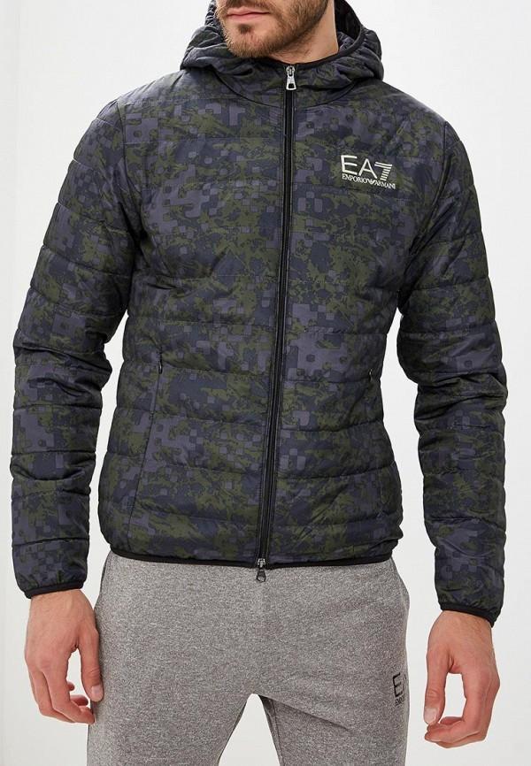 Куртка утепленная EA7 EA7 EA002EMBNZI8 пуховик ea7 ea7 ea002emuee50