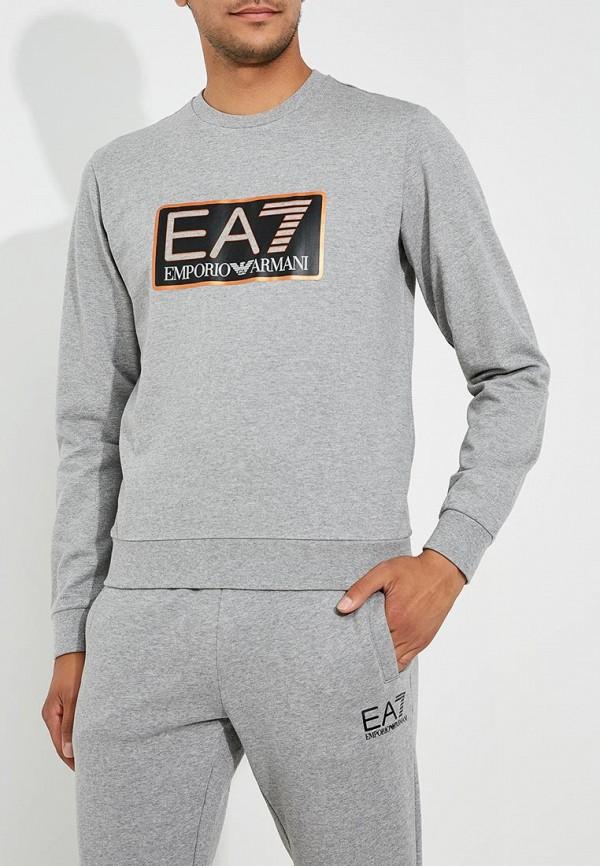 Свитшот EA7 EA7 EA002EMBNZM5 свитшот ea7 ea7 ea002ewuek03