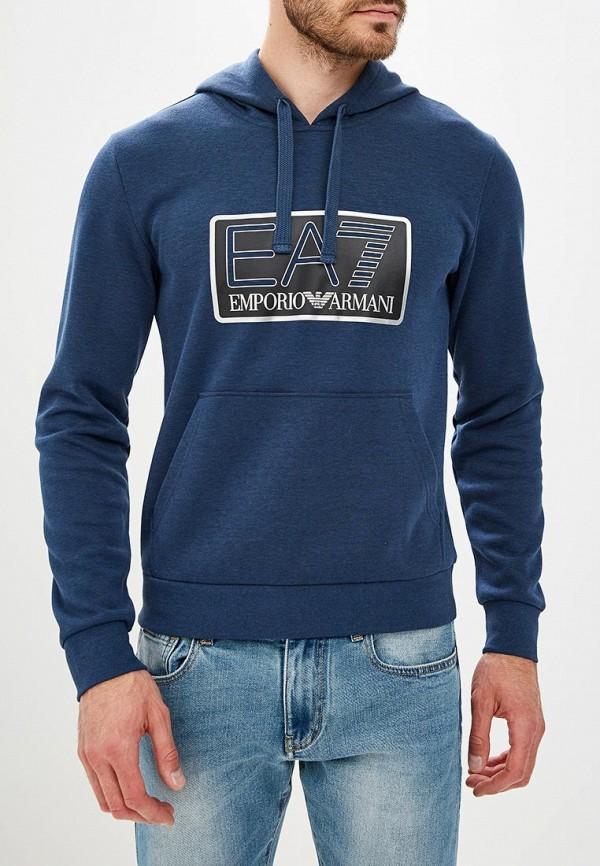 Худи EA7 EA7 EA002EMBNZN2 футболка ea7 ea7 ea002ewuek68