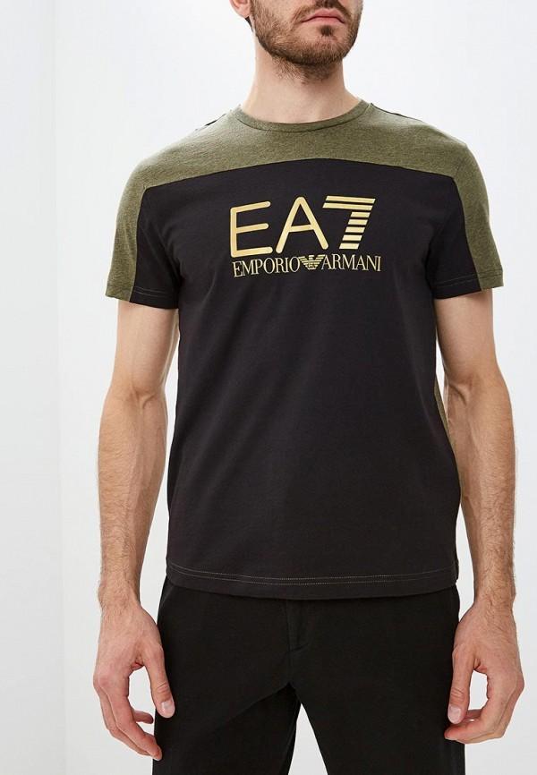 Футболка EA7 EA7 EA002EMBOAK1 футболка ea7 3zpt44 pj30z 1200